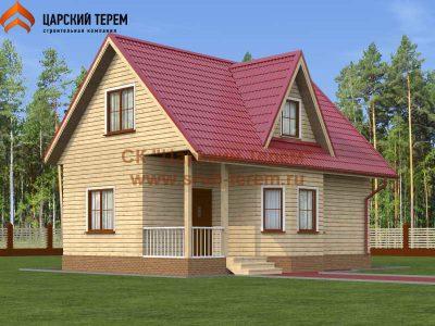 Дом из бруса 6х9 | Д113