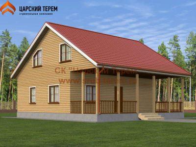 Дом 10х11 с отличной планировкой | Д169